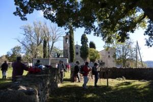 Santa Coloma Saserra